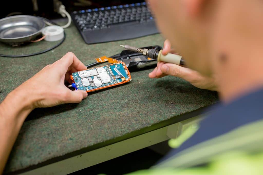 two way radio repairs