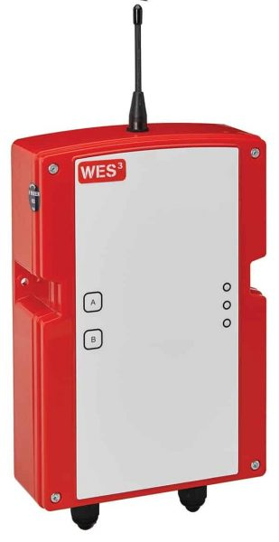 The WES3 Radio Repeater Link unit