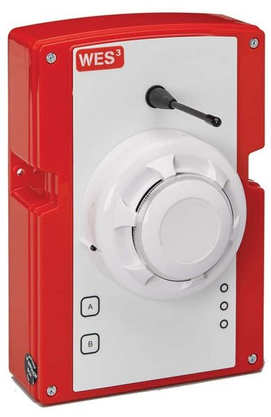 WES3 dust resistant Smoke Detector