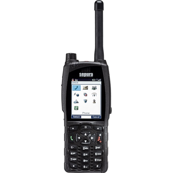 Sepura SC2020 Portable 380-430MHz TEA1  Inc GPS,Man Down Capable, Class 3 RF Capable (Requires licences) (Radio Only needs battery,antenna,belt clip)