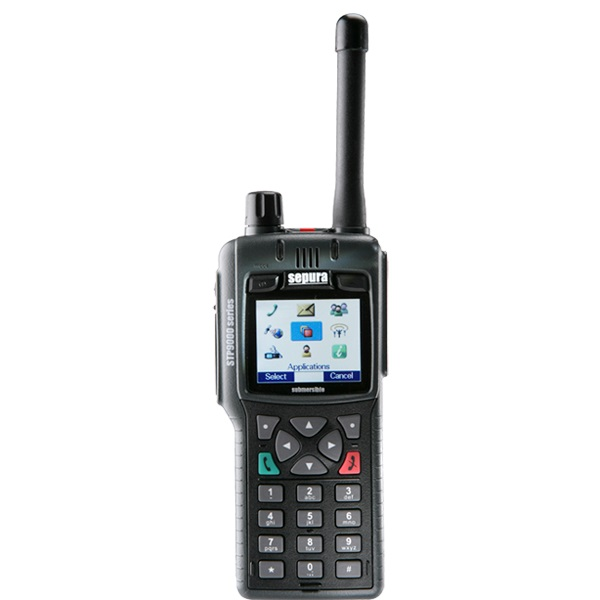 Sepura STP9040 Portable 407-473MHz  Inc GPS (radio Only)