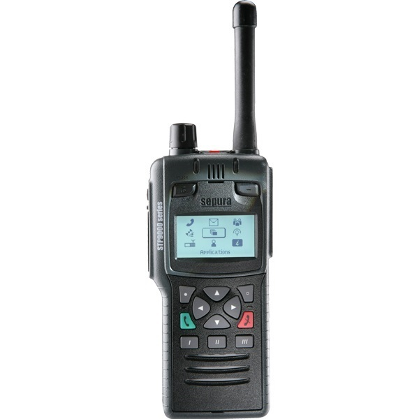 Sepura STP9280 Portable 800MHz Man-Down capable With GPS (radio Only)