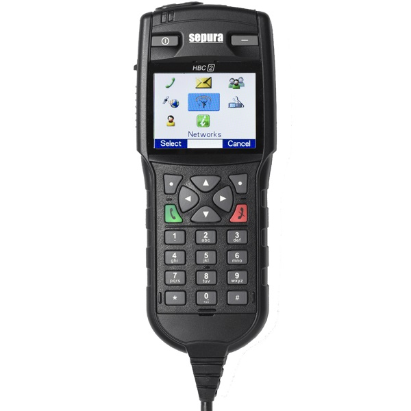 Sepura Console 300-01079 SRM/G Console Handset Based(HBC2)