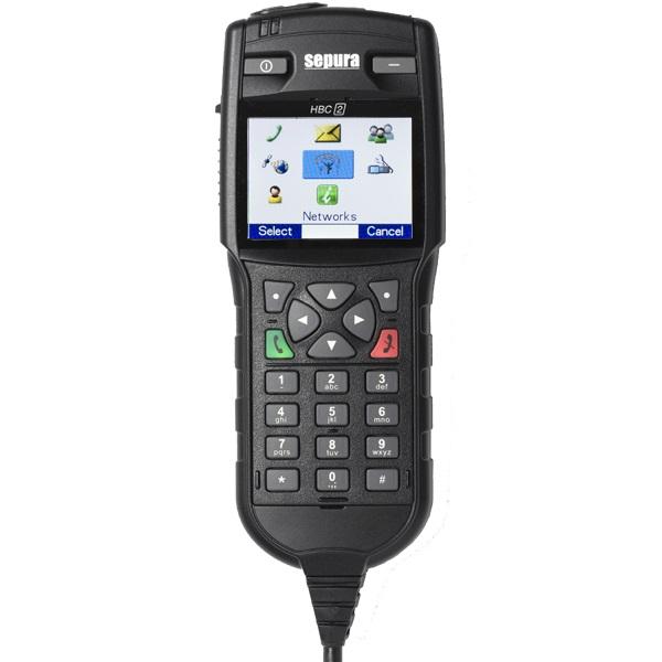 Sepura Console 300-01801 SRM/G Handset Based (HBC3)