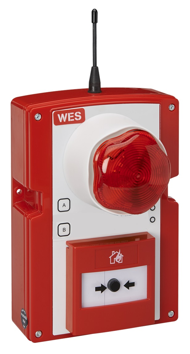 WES+  W2-ECP-CSS-N-9R Fire / Evacuation Point – ANZ