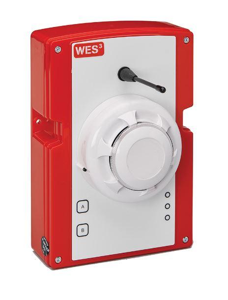 WES+  W2-SEN-SMK-N-9R Standard Smoke Detector – ANZ