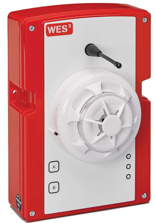 WES3 W3-SEN-HTD-R-9R Heat Detector – ANZ