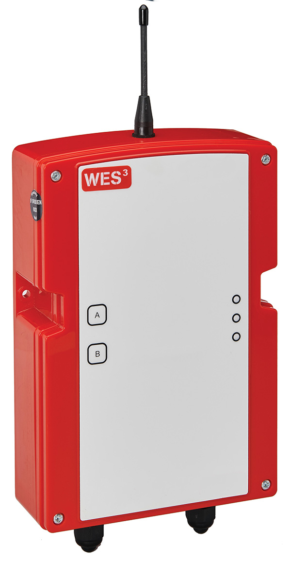 WES3 W3-INF-I2O-N-9R Interface – ANZ
