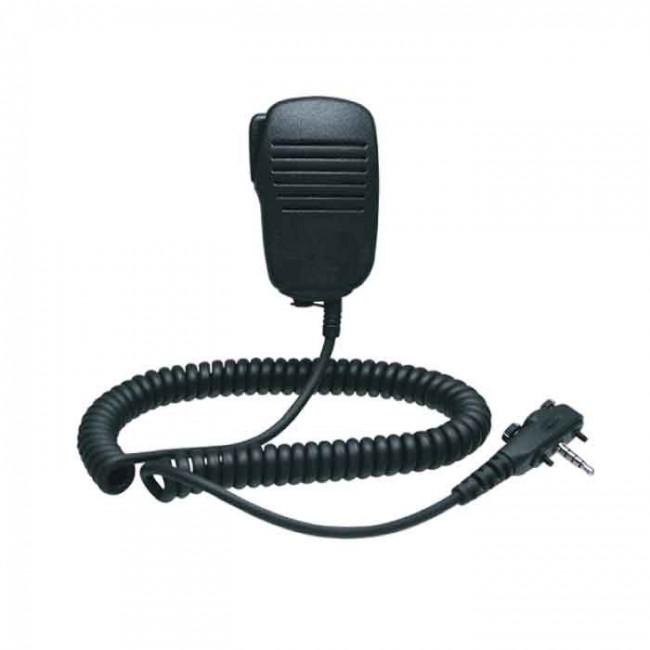 Motorola MH-450S Medium Duty Speaker Microphone with Lapel Clip & 3.5mm Ear phone Jack suit VX456CB-M
