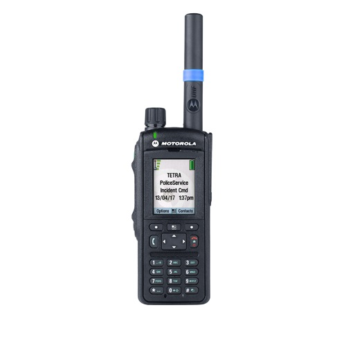 Motorola MTP6650 Tetra Portable 350-470 MHz inc Antenna, 2150mAh Battery &  Basic Charger