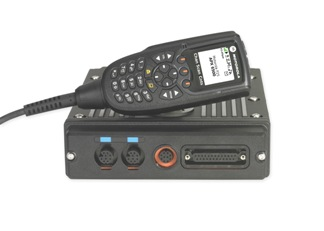 Motorola APX2500 UHF P25 Mobile Remote inc 03 Handcontroller, Pwr Lead, Mtg Brkt, & Mic. Specify frequency.