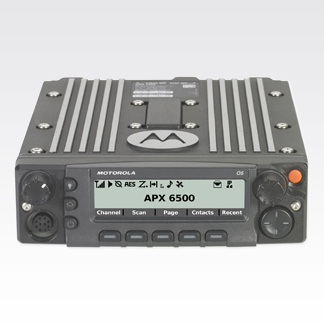 Motorola APX6500 Mobile UHF P25 Single Band Mid Power RFC. Specify frequency.