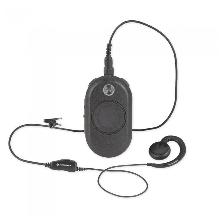 Motorola CLP107 450-470MHZ 1W 4CH – ANZ with Earpiece