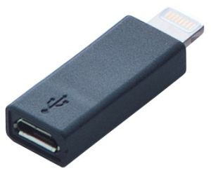 Bury Apple iPhone Lightning to Micro USB Adapter