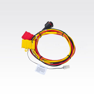 Motorola Cable Remote Head HKN6188B Power & Speaker