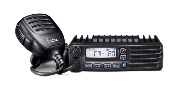 Icom IC-410PRO Mobile UHF 80ch CB 5w With 48 Dealer Programmable Channels