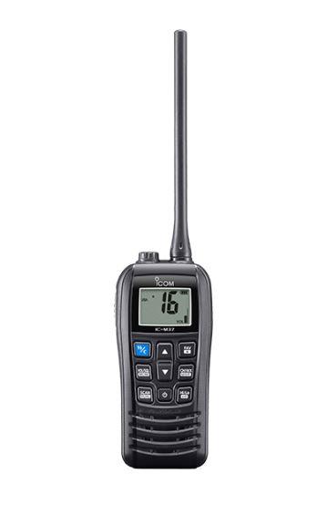 Icom IC-M37E Portable VHF Marine Buoyant