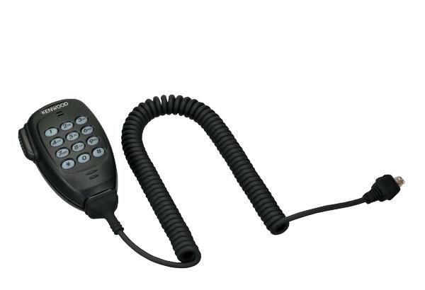 Kenwood Microphone KMC-36 8 Pin Modular 12 Key