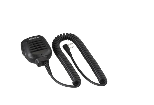 Kenwood Speaker Microphone KMC-45D HD Suits 2 Pin Variants Suitable for DMR