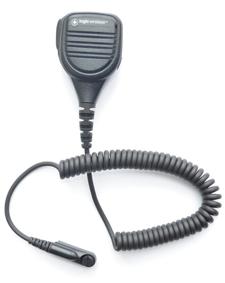 Icom IC-41W Standard Speaker Microphone, 2 Pin, 2 Screw
