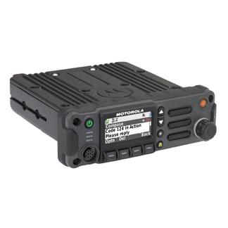 Motorola APX2500 P25 Mobile UHF 450-527MHz