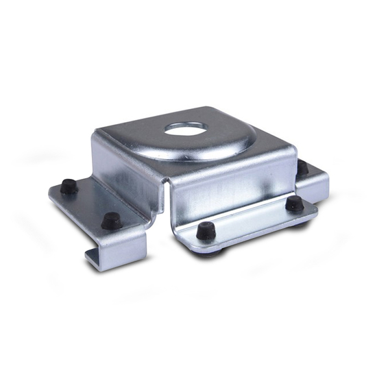 GME Antenna Mounting Bracket MB409 Stainless Steel Boot Mount