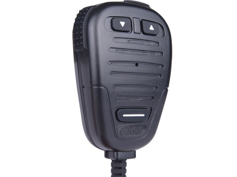 GME Microphone MC516B Waterproof Electret with Telephone Plug & Call Button TX2720 / TX4600 / GX600DB