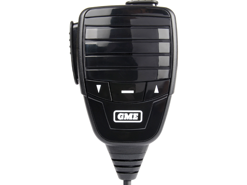 GME Microphone MC553B Electret With Telephone Plug & Call Button Ruggedised suit TX3510, TX3520 & TX4500