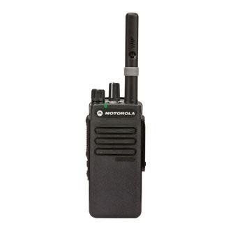Motorola DP2400e Portable VHF 136-174 5W NKP Non-Display Inc Antenna & Belt Clip