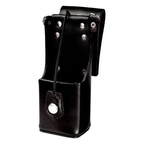 Motorola Leather Case With 3″ Swivel Belt Loop Suit XTS2500