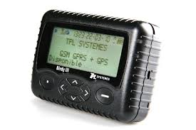 TPL Pager PBWPVHF WPs-r2 Birdy Pocsag- VHF 4 Line Alpha inc holster, AA battery & lanyard