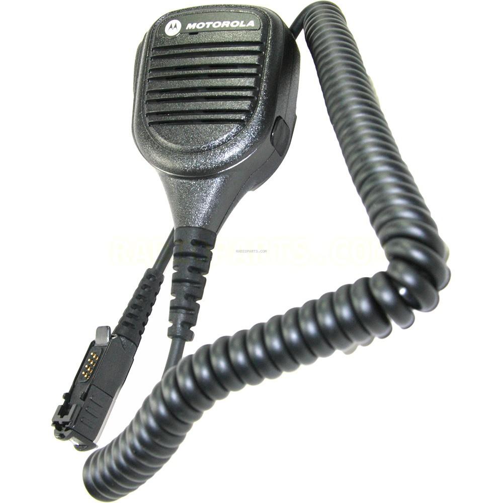 Motorola Speaker/Mic  PMMN4071A Impress Large 3.5 Jack Suit DP2000/DP3661e (QA04016AA)