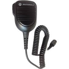 Motorola Microphone RMN5052A Suit DM3400/3600 DM4400/4600 includes hang up clip