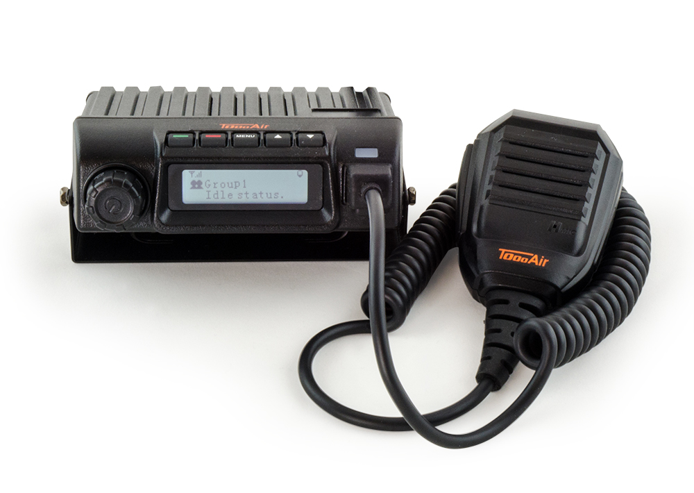 Tooo Air Mobile TA-300 Radio+GPS includes GPS & 850Mhz Antenna