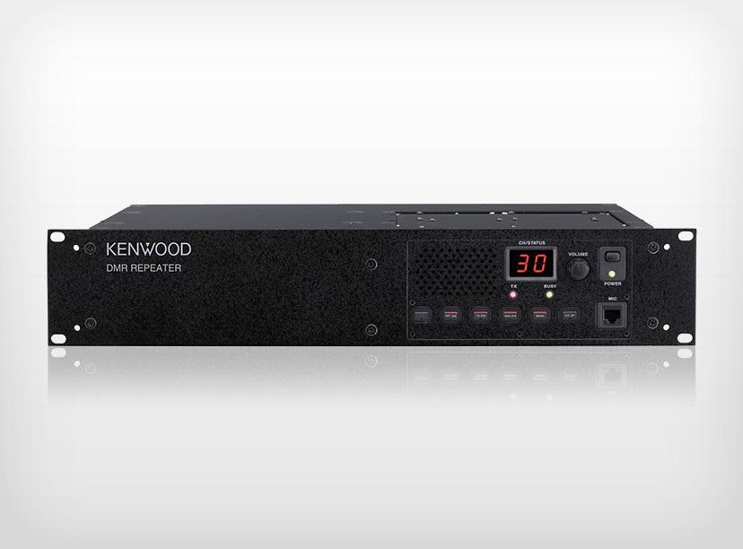 Kenwood TKR-D810K2 DMR Repeater UHF 400-470MHz