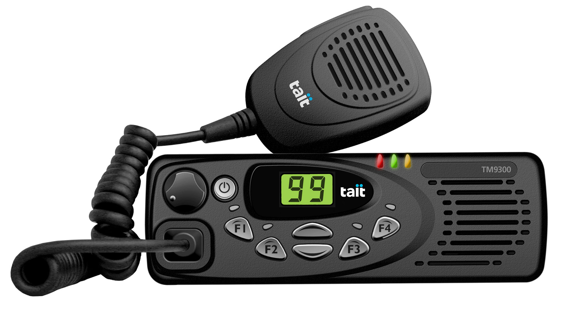 TAIT Mobile Dash Mount DMR VHF/ UHF 25Watts