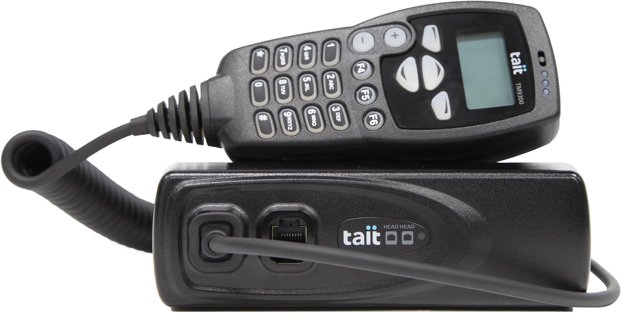 TAIT TM9355HHC Mobile Handheld Controller DMR VHF/ UHF 25Watts